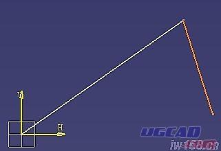 如何在CATIA草图绘制中利用右键的捕捉功能 - suiker - 岁朝龙的博客