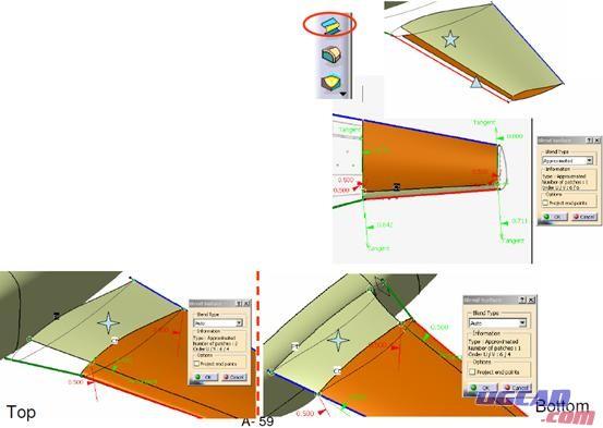 catia飞机设计实例教程