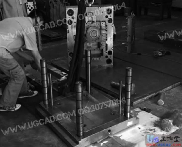 塑胶模具设计加工工艺流程