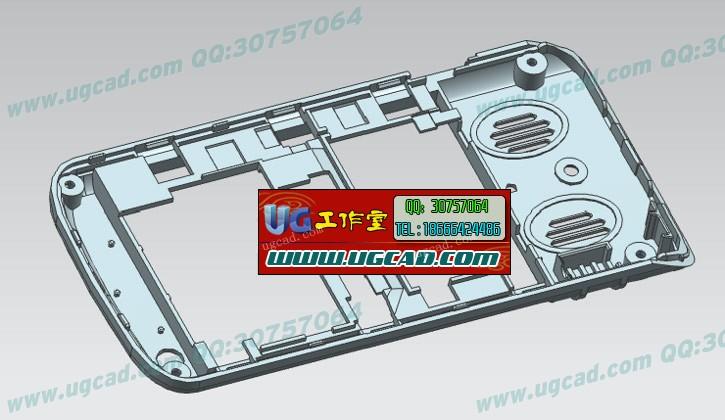 UG7.5模具设计从入门到精通